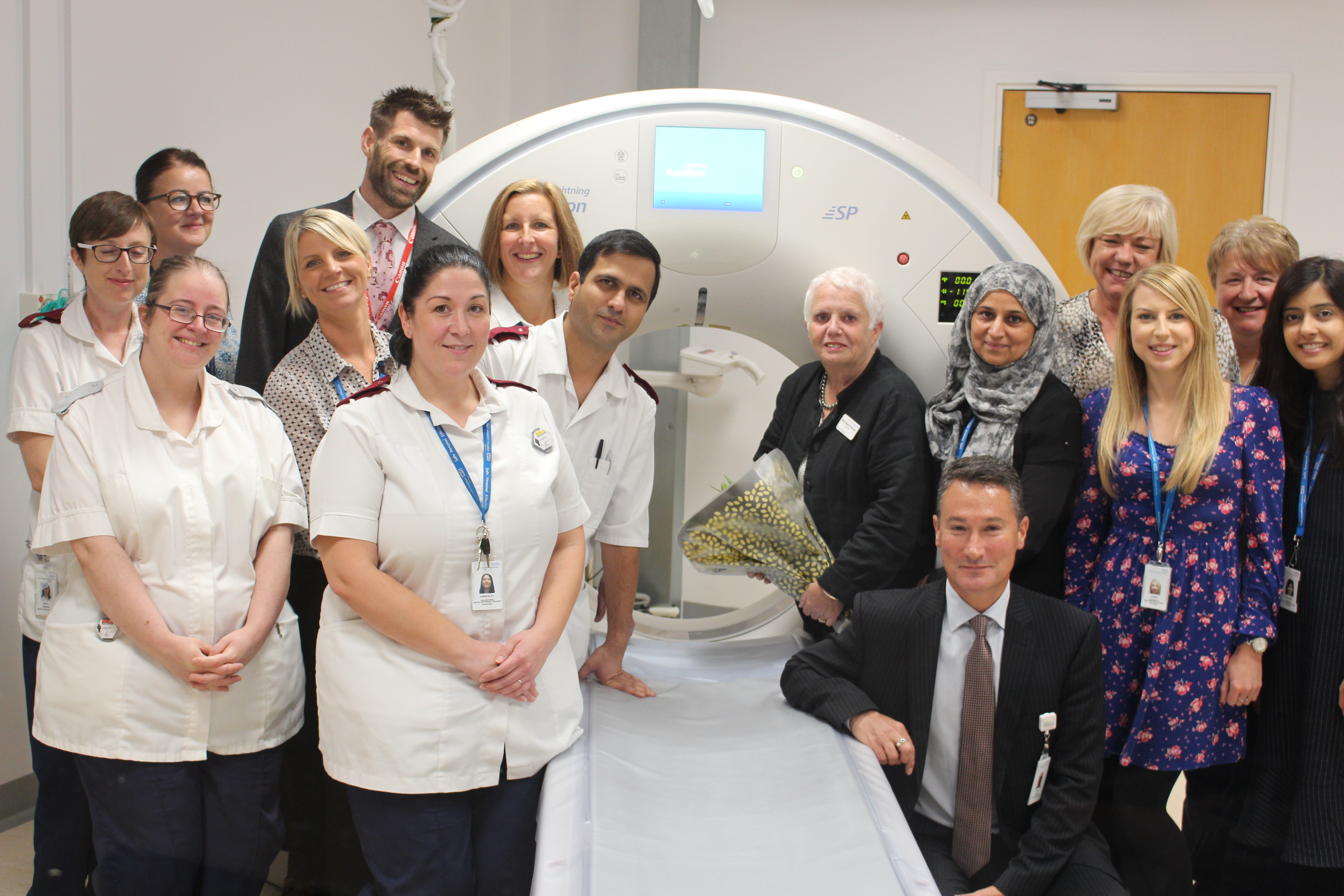 East Lancashire Hospitals first in UK to introduce new CT scan technology